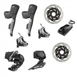 SRAM RED eTap AXS 2x12-speed Elektronic Kit