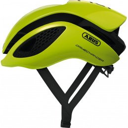 CASQUE AÉRO ABUS GAMECHANGER NEON YELLOW