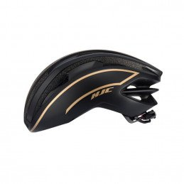 Casque HJC IBEX Matt Black Gold
