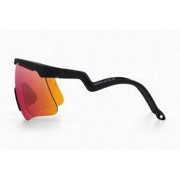 Lunettes ALBA Delta Grey Dark Side Glasses
