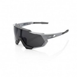 Lunettes 100% Speedtrap Brille Soft Tact Stone Grey