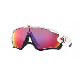Lunettes Oakley Jawbreaker Prizm Road OO9290-05 Polished White