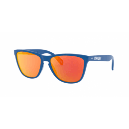 OAKLEY Frogskins™ 35th Anniversary Primary Blue Prizm Ruby OO9444-0457