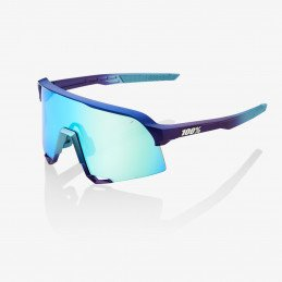 Lunettes 100% S3 Brille Matte Metallic Into the Fade