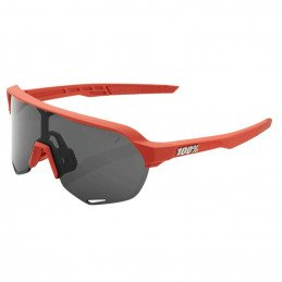 Lunettes 100% S2 CORAL RED