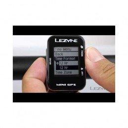 Lezyne Compteur GPS Mini
