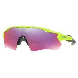 Lunettes Oakley Radar EV Prizm Olympic Green Fade Collection  Path OO9208-41
