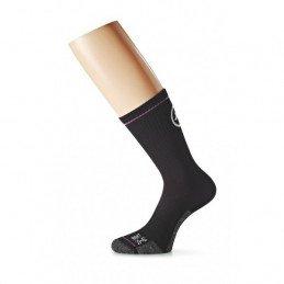 Socquettes ASSOS Cento Socks evo8 Noires