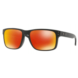 Oakley Holbrook Polished Black Prizm 9102e2