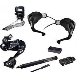 Kit Shimano Ultégra R8050 8051 Chrono Di2 Kit électrique