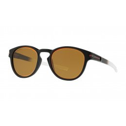Lunettes Oakley LATCH™ BORDERLINE PRIZM BRONZE RUBY ALT IRIDIUM 926536