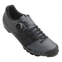 Chaussures Giro Code Techlace gris foncé noir