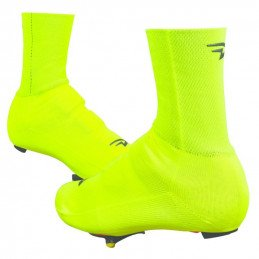 DeFeet Couvre-chaussures Strada Jaune Fluo